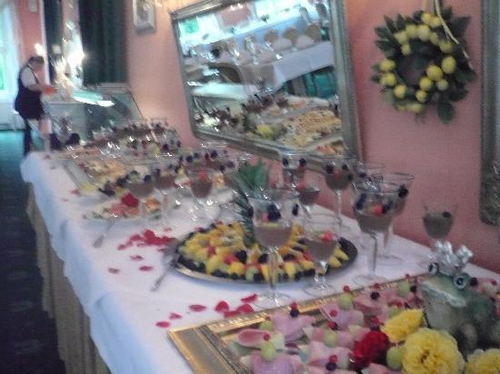 Hohendorf, Allemagne : Unser Hochzeitsbüffet
