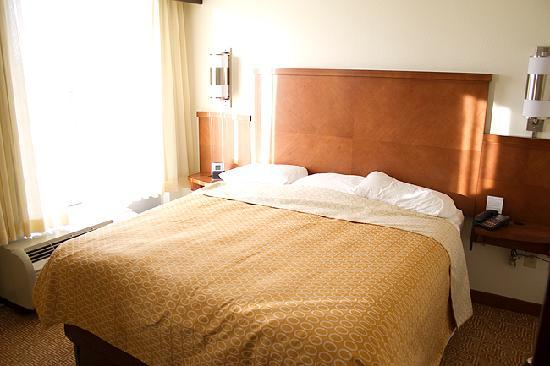 Hyatt Place Jackson/Ridgeland: King size bad