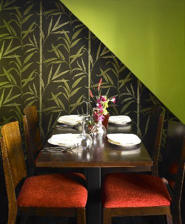 The Lime Leaf: Green Room