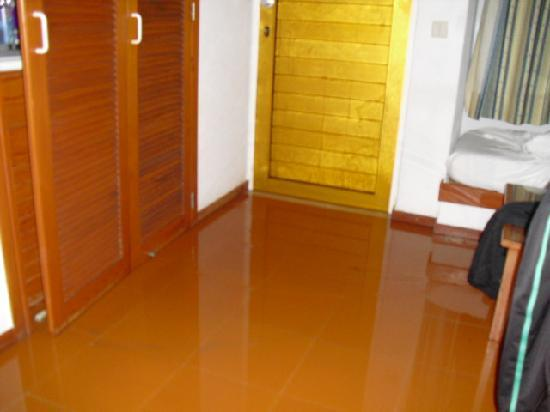 Hotel Baia Cristal: inundados