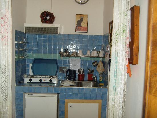4 Rooms: Petite cuisine commune