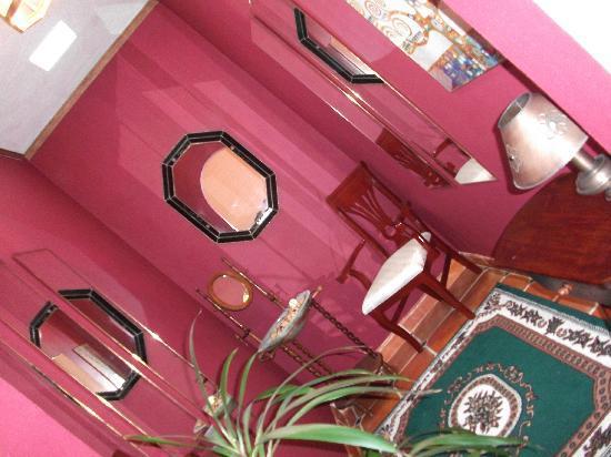 Casa Frida B&B: el vestidor!