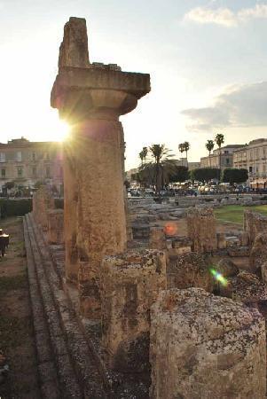 Case Vacanze Damarete : il Tempio di Apollo
