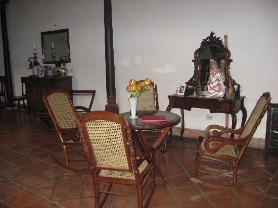 Hotel Casa Antigua: Lots of space