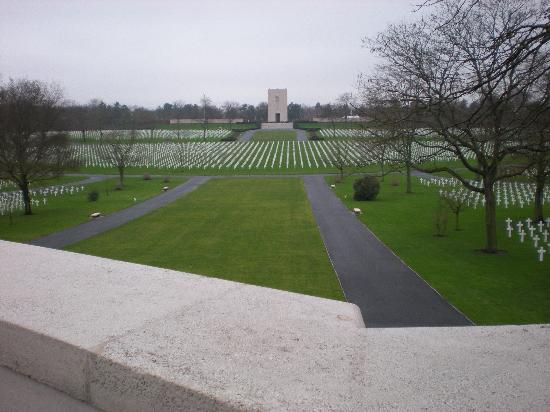 Romagne-sous-Montfaucon, Francia: So many soilders graves
