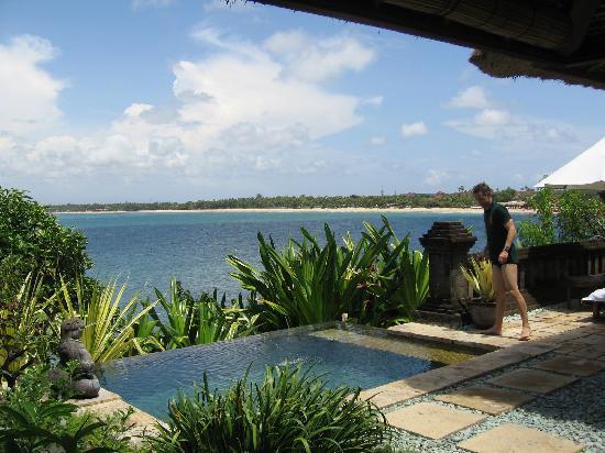 Four Seasons Resort Bali at Jimbaran Bay: Oceanfront Villa
