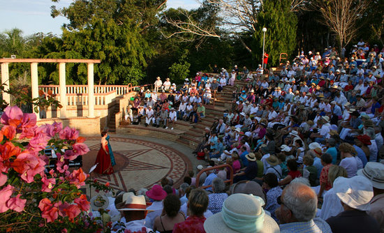 The Cooroy Amphitheatre