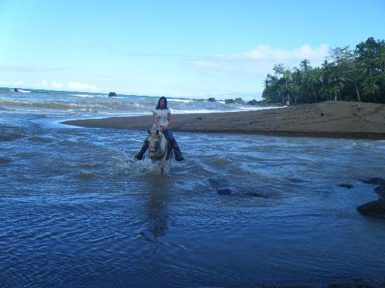 Corcovado Adventures Tent Camp: Horseback Riding, Osa Peninsula