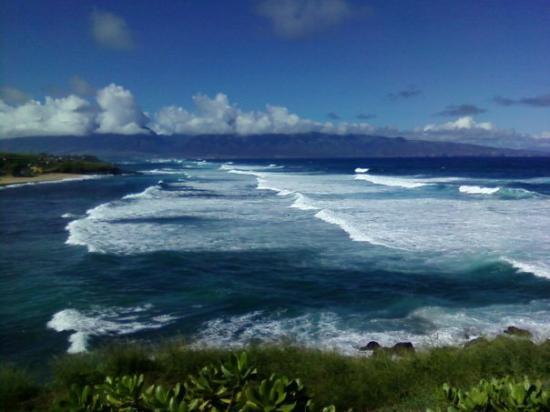 Lahaina Hi Hookipa Surf Beach Paia Maui