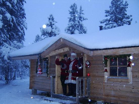Davvi Arctic Lodge: Santas House