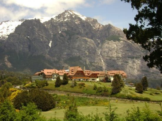 Llao Llao Hotel and Resort Golf Spa: Hotel Llao - Llao
