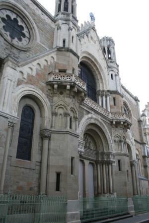 Saint-Etienne, Frankrig: St. Etienne - Eglise Sainte-Marie