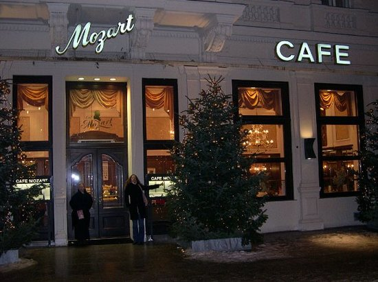 Cafe Mozart Photo