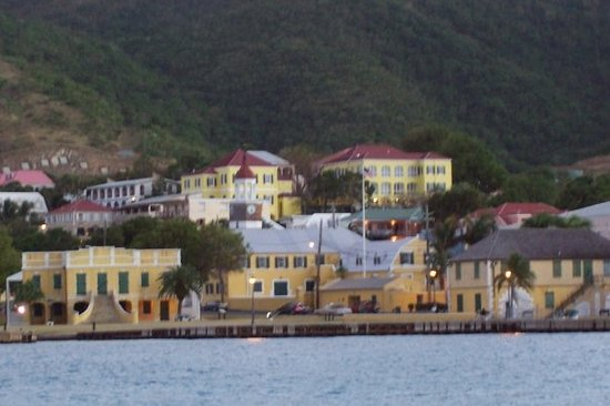Христианстед, Сен-Круа: Christiansted