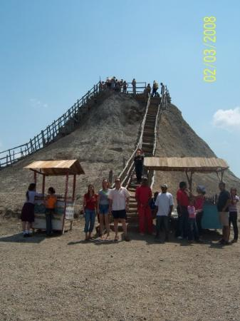 Volcan de Lodo El Totumo (Mud Volcano) : El volcán del totumo