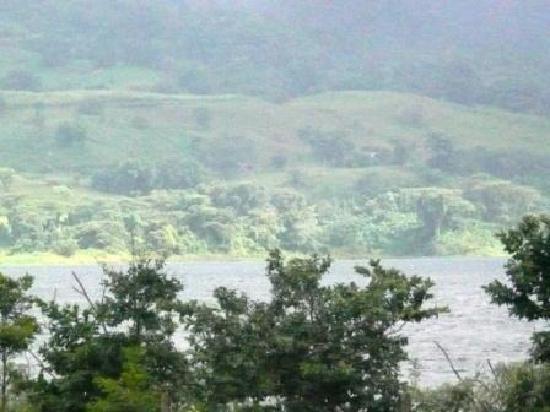 Hotel El Sapo Dorado : Mountain view
