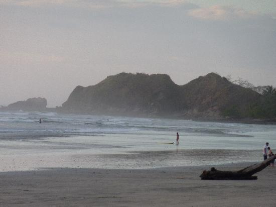 Playa Guiones - Most Popular Beach in Nosara