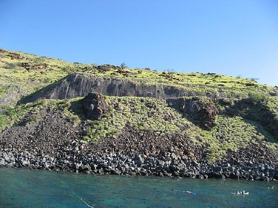 Kihei, HI: Alternate snorkel spot (not Molokini)