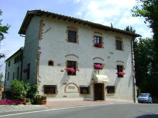 Hotel Vecchio Asilo: the vecchio asilo