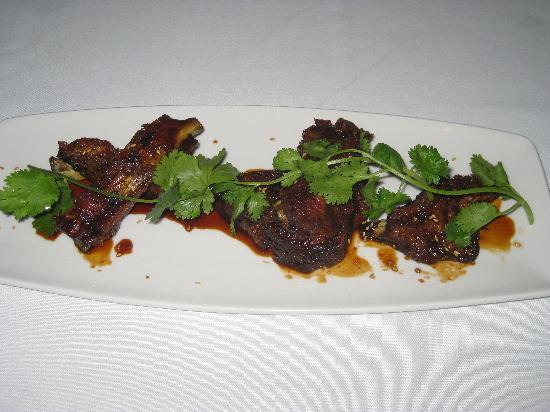 Grace - Ft. Worth: Berkshire Ribs (crispy and delicious)