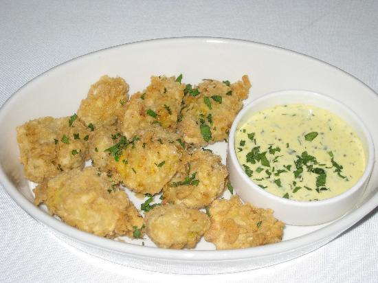 Grace - Ft. Worth: Fried Artichokes