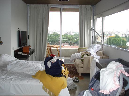 Hollywood Suites & Lofts: Vista increíble