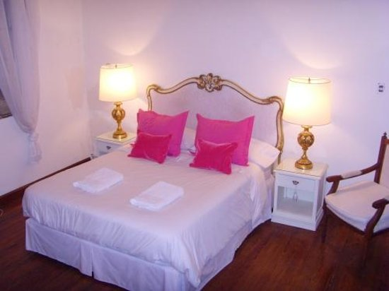 Tesorito Bed & Breakfast: Double bedroom