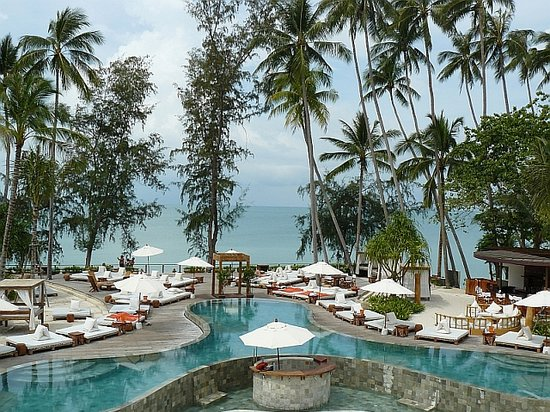 Nikki Beach Koh Samui View