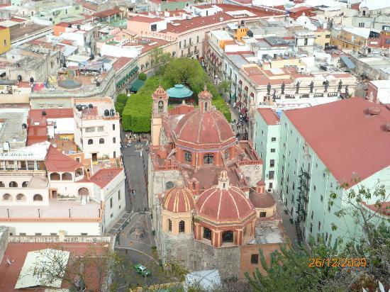 Hosteria Del Frayle: Guanajuato