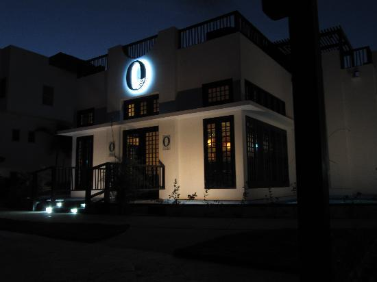 "Las Terrazas Resort: The ""O"" Restaurant -- Very good"