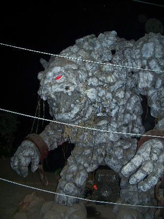 Top Secret: Giant Rock Creature