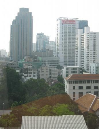 Tai-Pan Hotel: View from 7th floor