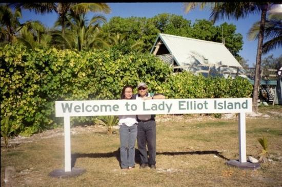 Lady Elliot Island, Australia: Welcome to Lady Elliot