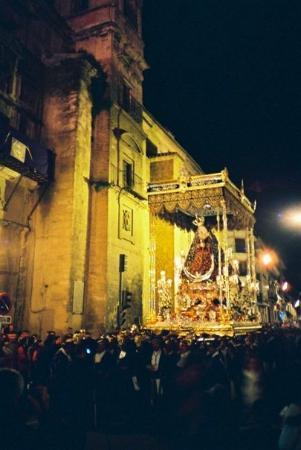Semana Santa Parade - Antequera
