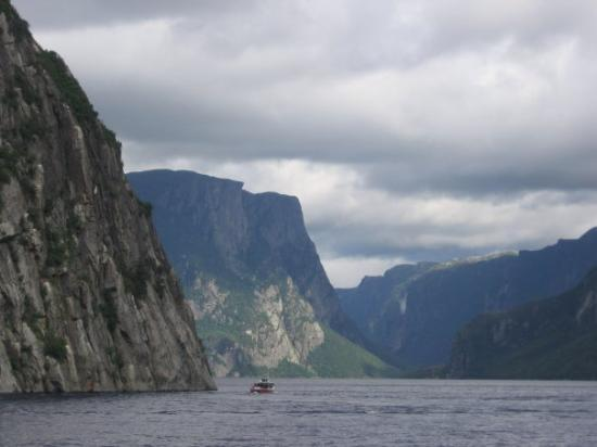 Gros Morne National Park, Canada: Fjord- Western Brook- Gros Morne