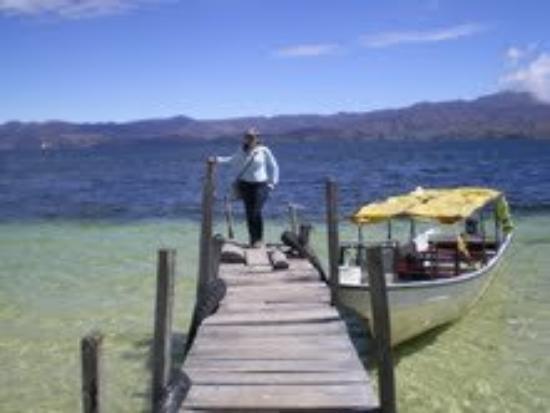 Boyaca, Colombia: Playa Blanca