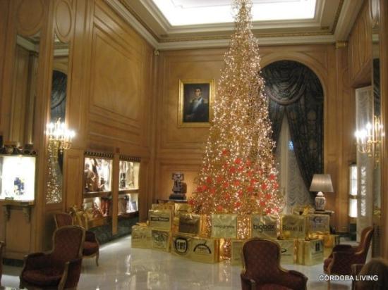 Alvear Palace Hotel: El arbolito del Alvear.