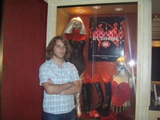 MGM Grand's Crazy Horse Paris : After Watching Crazy Horse