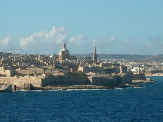 เชิร์ชออฟเซนต์พอลส์ชิปเร็ค: Malta...