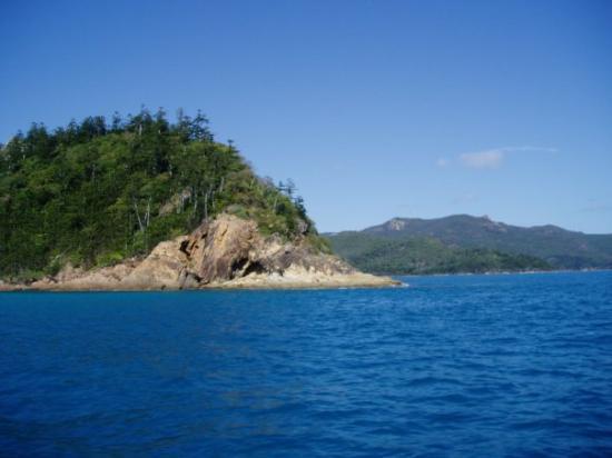 Bilde fra Hook Island