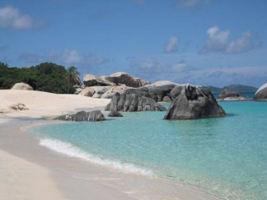 Potret Virgin Gorda