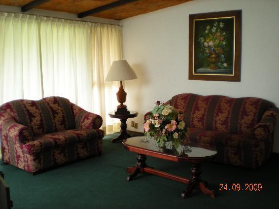Suites Margarita: Lounge