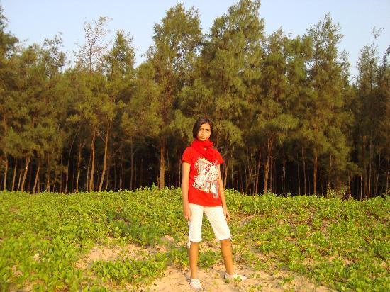 Chandipur, India: Verygood morning
