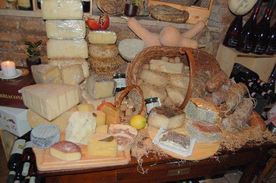 The Library Romantic : The Cheese Bar