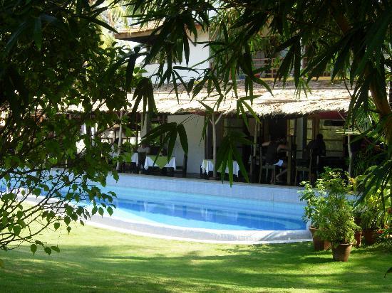 Tito's Beach Retreat (A Boutique Resort): Pool