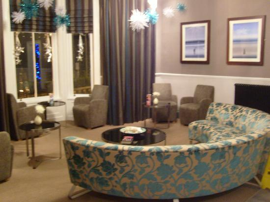 Tynedale Hotel: Lounge area
