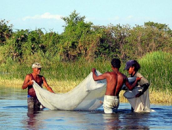Nikaragua: Fishing on Lake Nicaragua
