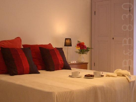 B&B 830 : La stanza dove abbiamo dormito noi..