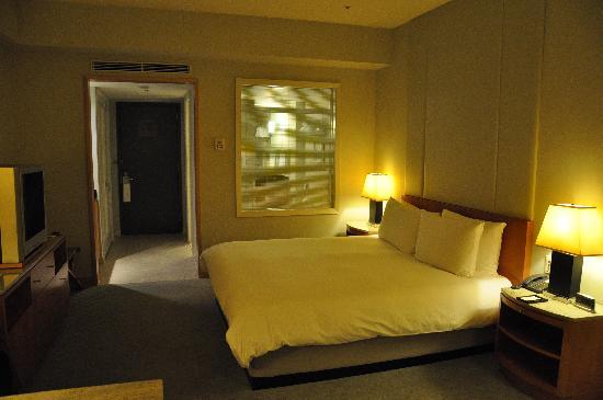 Grand Hyatt Incheon : Chambre