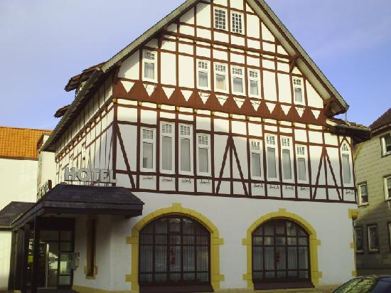 Salzgitter, Germania: Home for nearly 2 weeks.